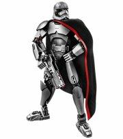 lego star wars - buildable figures - captain phasma - 75118 - Lego
