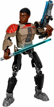 lego star wars - buildable figures - finn - 75116 - Lego