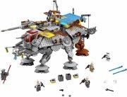 lego star wars - kaptajn rexs at-te - 75157 - Lego