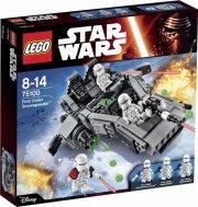 lego star wars snowspeeder - first order - lego 75100 - Lego