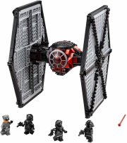 lego star wars tie fighter fly - first order special forces - lego 75101 - Lego