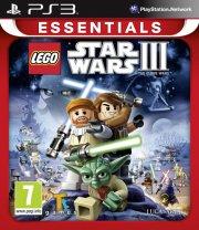 lego star wars 3 clone wars - essentials - PS3
