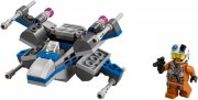 lego star wars - resistance x-wing fighter - 75125 - Lego
