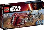 lego star wars speeder - lego 75099 - Lego
