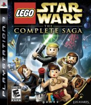 lego star wars the complete saga - essentials - PS3