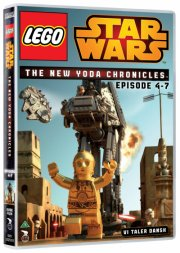 lego star wars dvd - the new yoda chronicles - eps. 4-7 - DVD