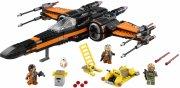 lego star wars - poe's x-wing fighter (lego 75102) - Lego