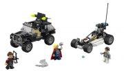 lego - super heroes - avengers i kamp mod hydra (lego 76030) - Lego