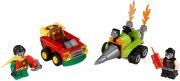 lego super heroes - mighty micros - robin vs. bane - 76062 - Lego