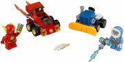 lego super heroes - mighty micros - the flash vs. captain cold - 76063 - Lego