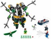 lego super heroes - spider-man: doc ocks tentacle trap - 76059 - Lego