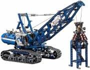 lego technic - kran på larvefødder (lego 42042) - Lego