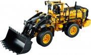 lego technic - remote-controlled volvo l350f wheel loader (42030) - Lego