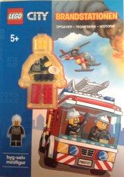 lego(r) city. brandstationen - bog