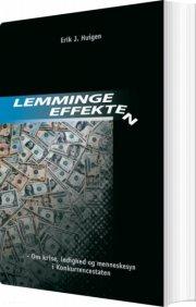 lemmingeeffekten - bog