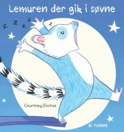 lemuren der gik i søvne - bog