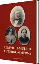 lemvigh-müller efterkommerne - bog