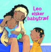 leo elsker babytræf - bog