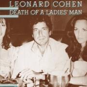 leonard cohen - death of a ladies man - cd