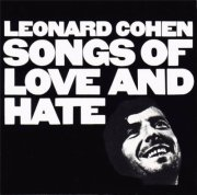 leonard cohen - songs of love and hate - cd
