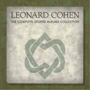 leonard cohen - the complete studio albums collection - cd