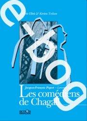 les comédiens de chagall / e-bog - bog