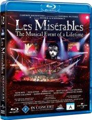 les misérables - the musical event of a lifetime - 25 års jubilæums koncert - Blu-Ray
