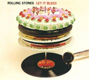 the rolling stones - let it bleed - cd