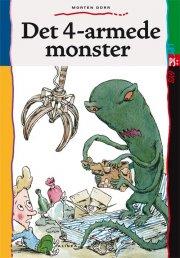let ps gys, det 4-armede monster - bog