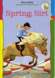let ps, siri-bøgerne, spring, siri - bog