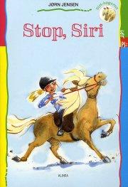 let ps, siri-bøgerne, stop, siri - bog
