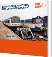 letbyggede motortog fra uerdingen/duewag - bog