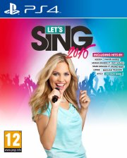 let's sing 2016 - PS4