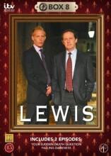 lewis - boks 8 - DVD