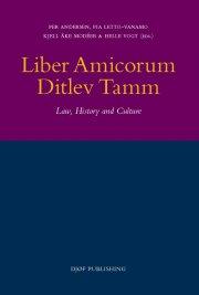 liber amicorum ditlev tamm - bog