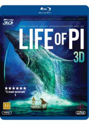 life of pi - 3d - Blu-Ray