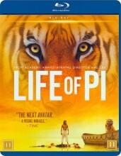 life of pi - Blu-Ray