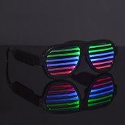 light up glasses / briller med lys - Gadgets