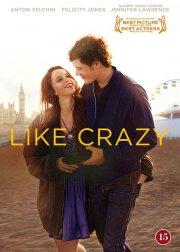like crazy - DVD