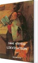 likvidation - bog