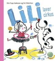 lili laver cirkus - bog