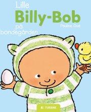 lille billy-bob på bondegården - bog