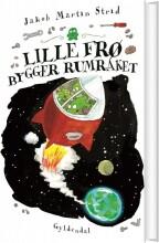 lille frø bygger rumraket - bog