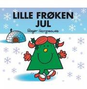 lille frøken jul - bog