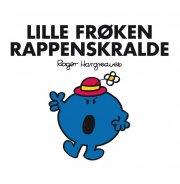 lille frøken rappenskralde - bog