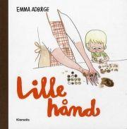lille hånd - bog