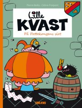 lille kvast - på pottekongens slot - bog
