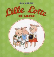 lille lotte er lærer - bog