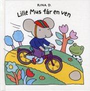 lille mus får en ven - bog