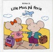 lille mus på ferie - bog